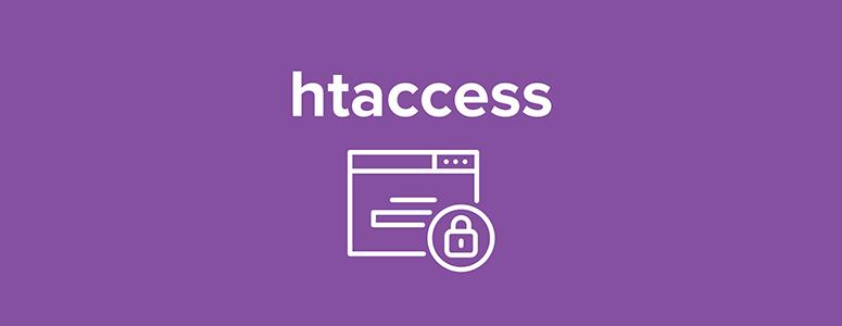 کار با htaccess
